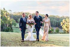 Bridal Party | Araluen Golf Resort Wedding | Trish Woodford Photography