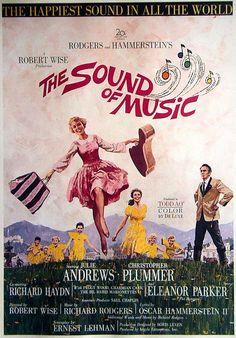 Number 4 on the AFI List of Best Movie Musicals - The Sound of Music