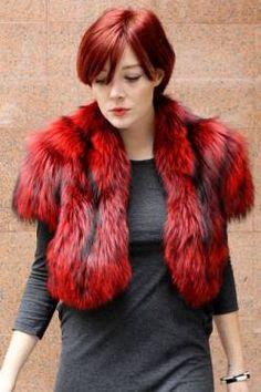 95a782386 27 Best Furs images in 2014 | Fur, Fur coats, Fur vests