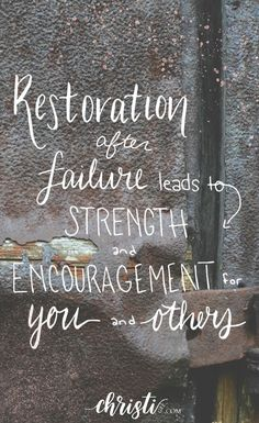 Your fall doesn't get the final word on your life. Encouragement to hold on and take another step inside. Scriptures for healing, Christian quotes, Christian living, Faith in God, Encouragement from Scripture, Overcoming discouragement, bible verses