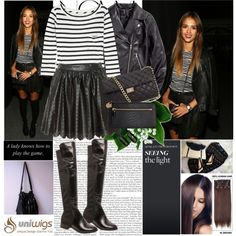 The look for less: Jessica Alba @AllyLinden #womens #fashion #bargainhunter
