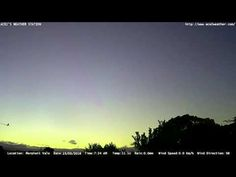 SunRise Adelaide time Lapse  Fri 25 03 2016