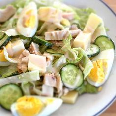 Feta, Cantaloupe, Potato Salad, Cucumber, Potatoes, Cheese, Vegetables, Fruit, Ethnic Recipes