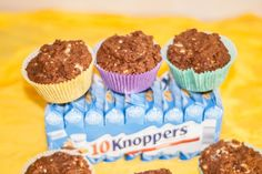 Knoppers Muffins