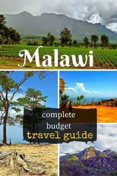 Malawi - complete budget travel guide