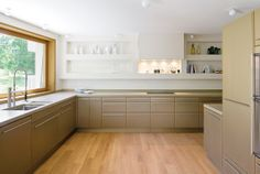 Patumbah Sweet Home, Kitchen Cabinets, Room, Home Decor, Kitchens, Home, Timeless Kitchen, Civil Engineering, Steel
