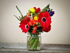 wild poppy bouquet - Google Search