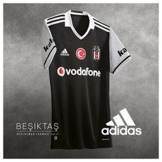 55bbde22cb Camisas do Besiktas 2016-2017 Adidas