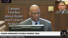 Aaron Hernandez Trial Day 9 Part 3 (Tyrone Camper Testifies) 03/13/17