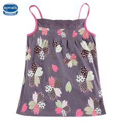 novatx N6226 Nova kids wear children printed floral girl t shirts hot sell new design high quality children clothes #>=#>=#>=#>=#> Click on the pin to check out discount price, color, size, shipping, etc. Save and like it!