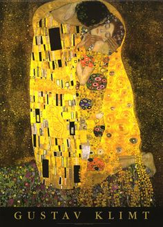 """They grew; they did not talk about growing."" ― Dejan Stojanovic + The Kiss - Klimt"