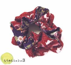 scrunchie * Japanese Site