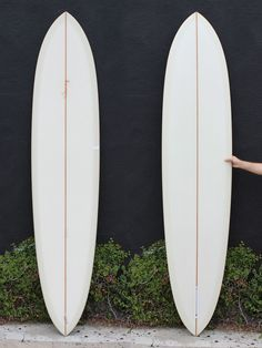 8'8 Scout - Hand shaped by Tanner Prairie in Costa Mesa