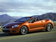 Mitsubishi eclipse spider i dont care if you are a import you are mitsubishi eclipse gt spyder my dream car fandeluxe Image collections
