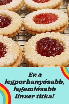 Hungarian Recipes, Soul Food, Pineapple, Cheesecake, Muffin, Naan, Goodies, Food And Drink, Sweets