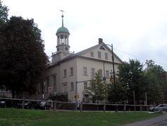 Central Moravian Church (1803-1806)  Moravian - Bethlehem PA