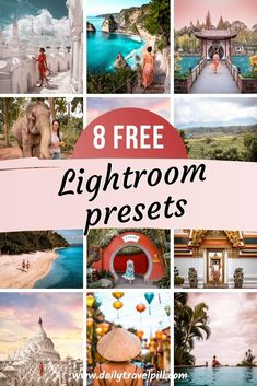 These professional free Lightroom presets are everything you need to step up your photo-editing game! Lightroom Vs Photoshop, Lightroom Gratis, Professional Lightroom Presets, Lightroom Tutorial, Lightroom Free Presets, Social Media Plattformen, Instagram Photo Editing, Foto Pose, Free Instagram
