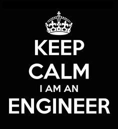 Keep Calm I am an #engineer. Dynatec se interesa por lo relacionado con la #ingeniería. Visita nuestro blog: http://www.dynatec.es/blog/