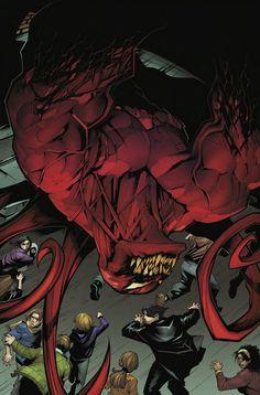 Toxin Marvel, Marvel Venom, Planet Of The Symbiotes, Symbiotes Marvel, Dark Fantasy Art, Marvel Heroes, Detailed Image, Spiderman, Fan Art