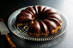 Reversed Impossible Chocolate Flan by Melissa Clark