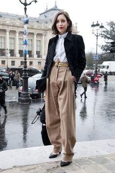 'Rue de París' - StreetStyle - Moda Primavera Verano 2013 - Elle - ELLE.ES