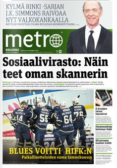 Metro (1999 - ) - Finland