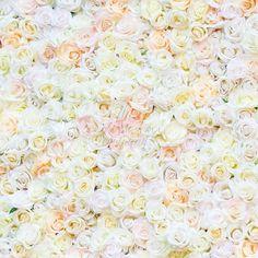 Kimye Flower Wall   The Flower Wall Company