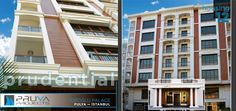 www.pruvaprojects.com  www.pruvayapi.com Istanbul, Palace, Multi Story Building, Projects, House, Blue Prints, Haus, Palaces, Home