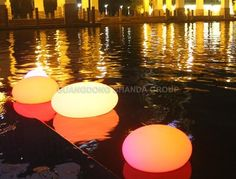 led pool lights/led pebble EN007