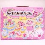 Fuwa Fuwa Mousse Clay Kit - Premium Sweets & Cake Collection