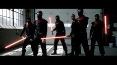Jedi Ninjas Ft. Team2X, via YouTube.