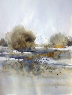 Antonio Ortega Perez - winter