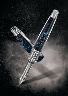 Caran d'Ache Caelograph Fountain Pen