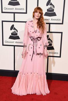Quais foram os melhores looks do Grammy Awards 2016? - red carpet - fashion - Florence