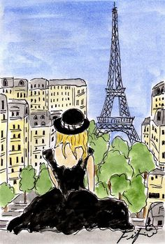 this is my FANTASY Paris life AGAIN. sitting and sketching scenes in Paris (this painting is av. Art Sketches, Art Drawings, Maurice Utrillo, Paris Illustration, Georges Seurat, Pablo Picasso, Oeuvre D'art, Painting Inspiration, Bunt
