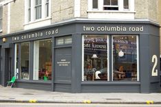 Two Columbia Road, Hackney