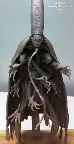 Sick sculpture