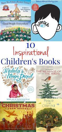 10+ Children's Books That Will Inspire You During Holidays, Books for Kids, Kindness books for kids, Inspirational books for kids, Christmas books, Gratitude Books, Thankfulness, Children's Classic Books, #books #holidaybooks #childrensbooks #kindness #motivationalbooks #booksforkids