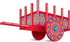 Costa Rica, Culture Travel, Doodles, Tropical, Christmas Ornaments, Holiday Decor, Illustration, Diwali, Patriotic Symbols