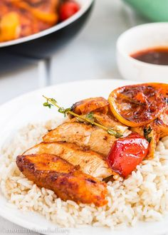 Easy Peri Peri Chicken Breasts – A tasty, quick and easy dinner that only leaves…