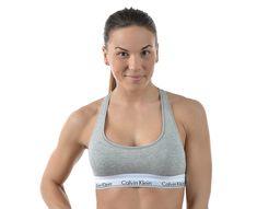 Calvin Klein - Modern Cotton Bralette Calvin Klein, Cotton Bralette, Online Gratis, Sports, Fashion, Modern, Women's Swimwear, Fitness Wear, Shell Tops