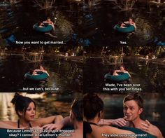 Hart of Dixie - Season finale - Zoe & Wade