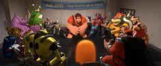 Disney acerta no roteiro e visual em Detona Ralph. - Cinema, Filmes, Animação