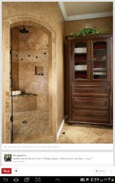 Miren este baño
