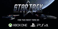 Star Trek Online débarque sur PS4 et Xbox One