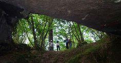 Cueva de los Tocinos http://pequecantabria.com/cueva-de-los-tocinos/