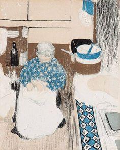 Edouard Vuillard (1868-1940) The Cook, 1899