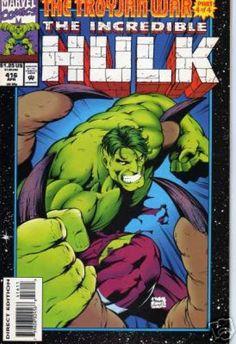 The Troyjan War Part 4 Of 4 - Marvel Comics - The Incredible - Giant Man - Super Hero - Gary Frank