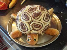 Gâteau Tortue au chocolat