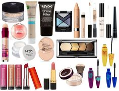 Drugstore Makeup Must Haves